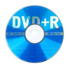 Диск DVD+R Data Standard, 16x, 4.7 Гб, конверт, 1 шт