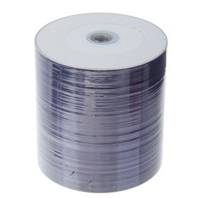 Диск DVD-R Data Standard Printable Inkjet, 16x, 4.7 Гб, спайка, 100 шт Ош
