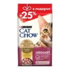 Акция +25%! Сухой корм CAT CHOW для кошек, профилактика МКБ, 2 кг