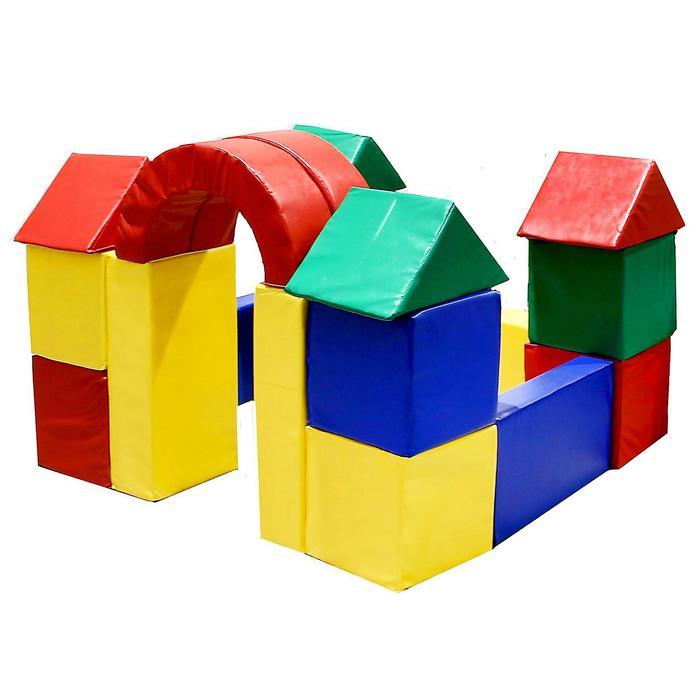 Мягкий игровой комплекс «Замок»
