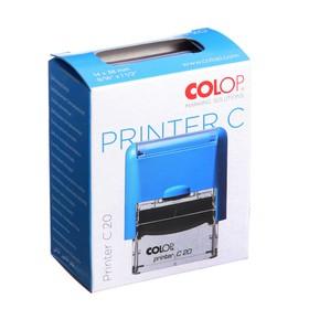 Штамп автоматический «Копия верна» Colop, 38 х 14 мм, чёрный