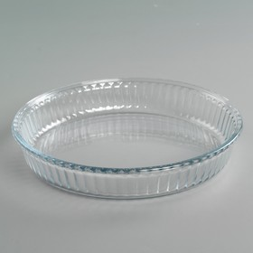 Форма рифлёная для запекания круглая Borcam, 1,5 л