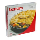 Форма рифлёная для запекания круглая Borcam, 1,5 л - Фото 3