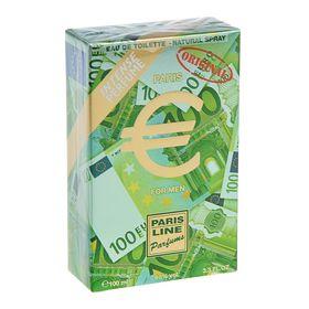 Туалетная вода Euro Intense Perfume, мужская, 100 мл