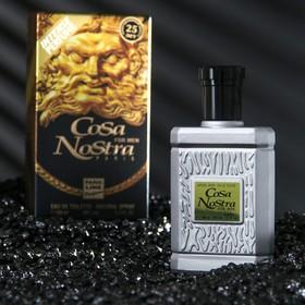 Туалетная вода Cosa Nostra Intense Perfume, мужская, 100 мл