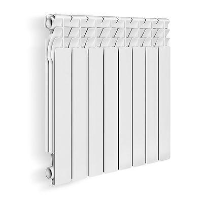 Радиатор алюминиевый Oasis, 500 х 70 мм, 8 секций