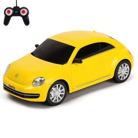 Машина на радиоуправлении Volkswagen Beetle, масштаб 1:20, МИКС