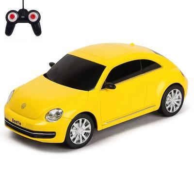 Машина на радиоуправлении Volkswagen Beetle, масштаб 1:20, МИКС - Фото 1