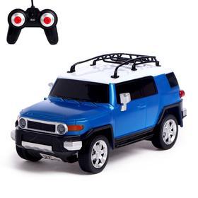 Машина на радиоуправлении Toyota FJ Cruiser, масштаб 1:24, МИКС