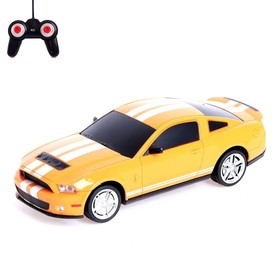 Радиоуправляемая машина Ford Mustang, 1:24, МИКС