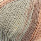 """Пряжа """"Baby Wool Batik"""" 40% шерсть, 40% акрил, 20% бамбук 175м/50гр (4726)"""