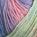 """Пряжа """"Baby Wool Batik"""" 40% шерсть, 40% акрил, 20% бамбук 175м/50гр (4004)"""