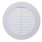Решетка вентиляционная ERA 10 РК, d=100 мм