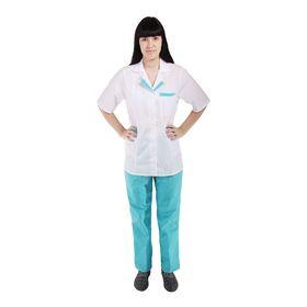купить Костюм медицинский женский Лиза, размер 52-54, рост 170-176 см