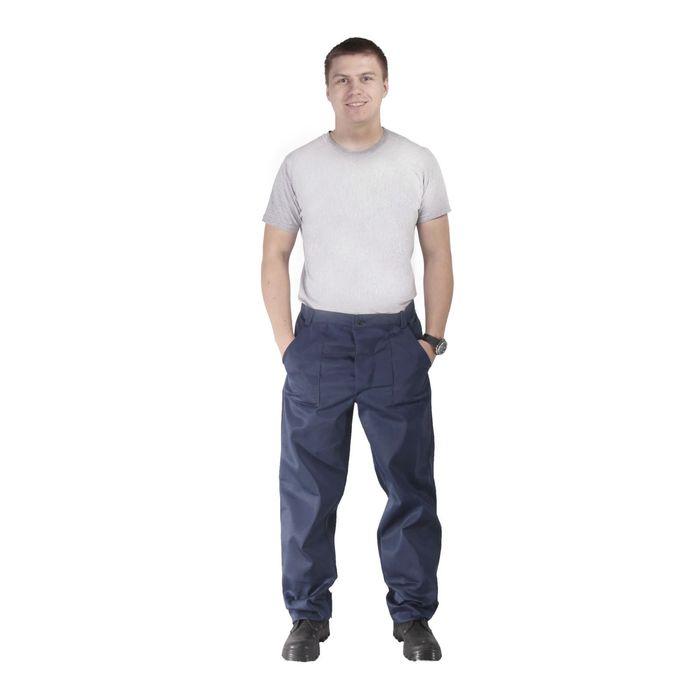 Брюки рабочие, размер 48-50, рост 170-176 см