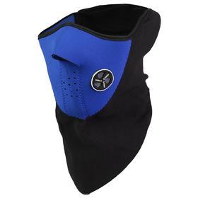 Маска защитная для лица, флис 100%, размер универсальный, цвет МИКС Ош