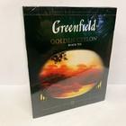 Чай черный Greenfield Golden Ceylon, 100 пакетиков*2 г