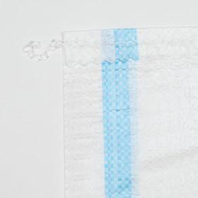 Мешок полипропиленовый белый 55 х 105 см, 50 кг Ош