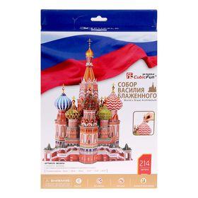 3D-пазл «Собор Василия Блаженного»