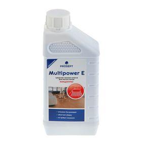 Средство эконом-класса для мытья полов Multipower E, Концентрат, 1л
