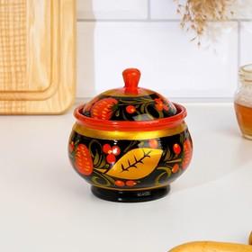 Пиала «Чашка», 9×5 см, хохлома Ош