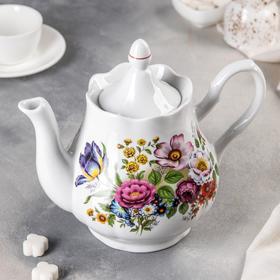 Чайник «Букет цветов», 1,75 л