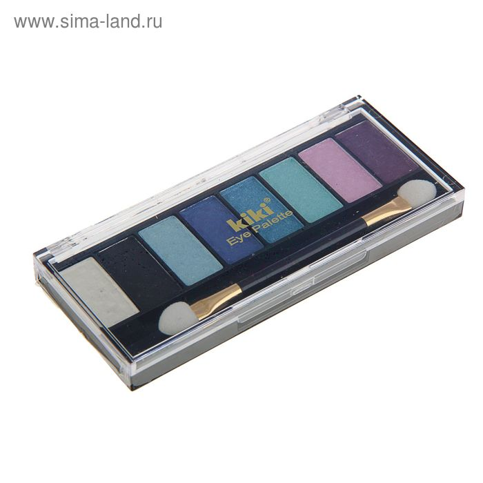 Тени для век Kiki Eye Palette, тон  801
