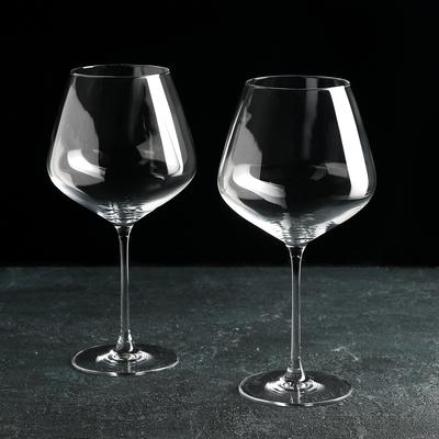 Набор бокалов для вина 950 мл Grace, 2 шт - Фото 1