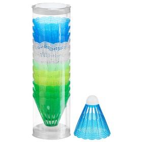 Воланчики цветные, пластиковые, в тубе, набор 12 шт. Ош