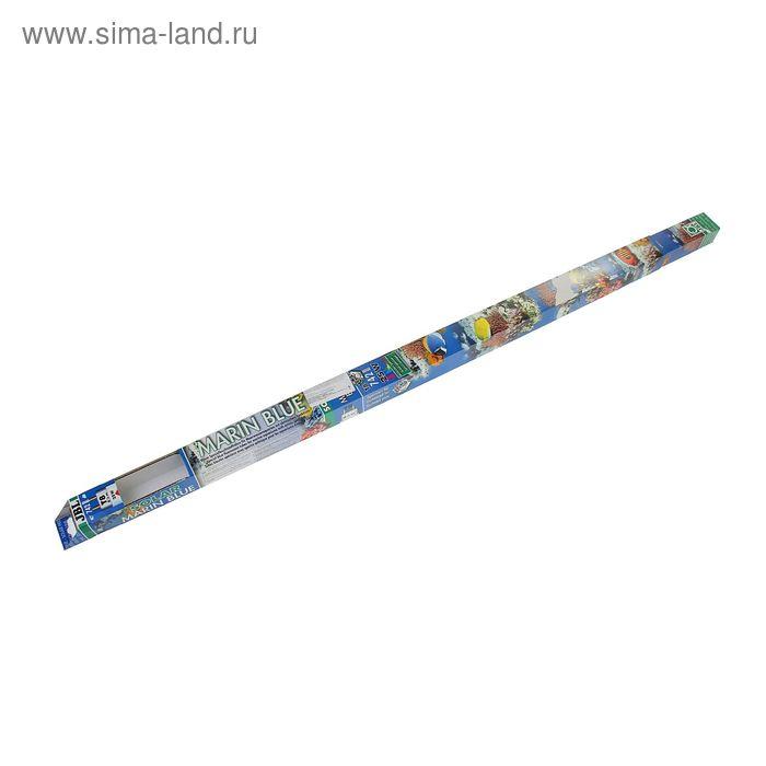 Лампа Т8 JBL SOLAR MARIN BLUE, голубой актиничный свет, 25 Вт