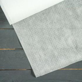 Материал укрывной, армированный, 5 × 3 м, плотность 60, с УФ-стабилизатором, белый, «Агротекс» Ош