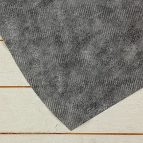 Материал мульчирующий, 5 × 1,6 м, плотность 80, с УФ-стабилизатором, без перфорации, бело-чёрный, «Агротекс» Ош