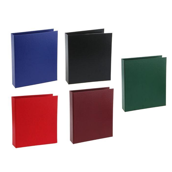 Альбом вертикальный для пивных пробок, с листами, 230 х 270 мм, бумвинил, МИКС