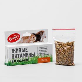 Живые витамины «Ешка» Микс для кроликов, 20 г Ош