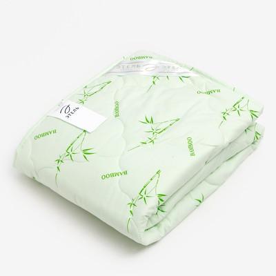 """Одеяло """"Этель"""" Бамбук 110*140 см, тик, 300 гр/м2 - Фото 1"""