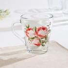 Кружка «Алая роза», 250 мл, в подарочной упаковке - Фото 1