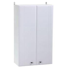 Шкаф навесной 'Тура', 48 х 24 х 80 см, с двумя дверцами Ош