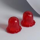 Массажёр антицеллюлитный «Банка», для интенсивного воздействия, 2 шт, цвет МИКС - Фото 3