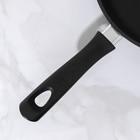 Сковорода 24 см, бакелитовая ручка - Фото 4