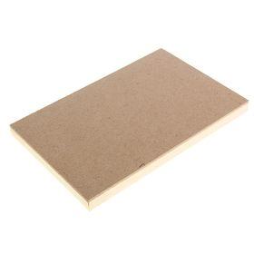 Планшет деревянный, 20 х 30 х 2 см, ДВП Ош