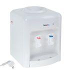 Кулер для воды LESOTO 36 TK, только нагрев, 550 Вт, белый