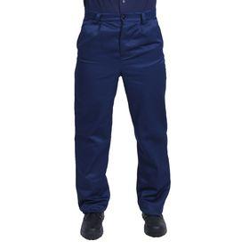 Брюки рабочие, размер 48-50, рост 170-176 см, цвет синий Ош