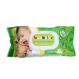 Влажные салфетки «Bambolina» детские, 120 шт