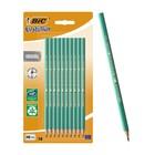 Набор карандашей чернографитных 10 шт., BIC Evolution 650, HB