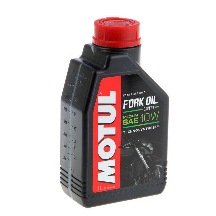 MOTUL Вилочное масло Fork Oil Expert medium 10W 1л 105930