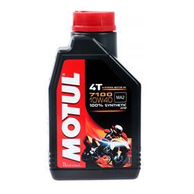 Моторное масло MOTUL 7100 4T 10W-40, 1 л