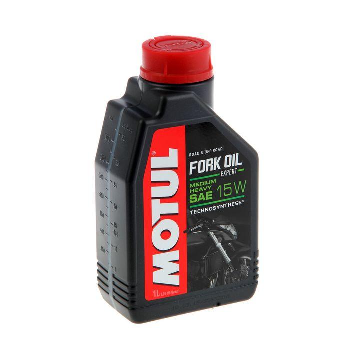 MOTUL Вилочное масло Fork Oil Expert M/h 15W 1л 105931