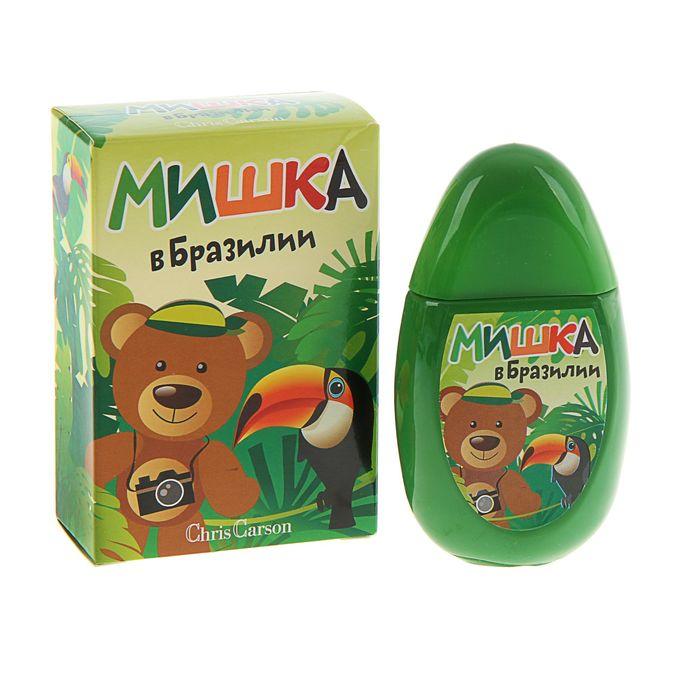 """Душистая вода детская """"Мишка в Бразилии"""", 50 мл"""
