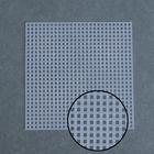 Канва для вышивания, 10,7 × 10,7 см, цвет белый