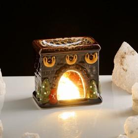 "Аромалампа ""Камин"" 10 см"